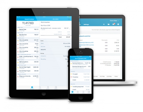 Xero Accounting from Zig Zag
